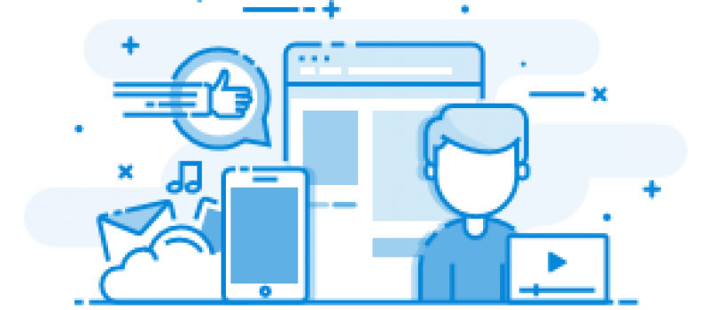 Icons Social Media Integration
