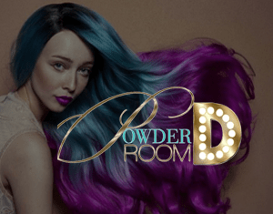 Web Design Portfolio Powder Room D